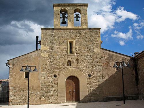 Calders-Església de St Vicenç