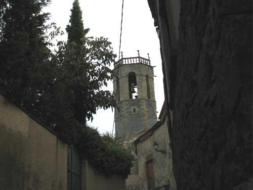 Sant Quirze S.-Nucli antic