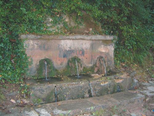 La Font del Roc