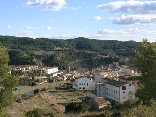 Mirador de Santa Maria d'Oló