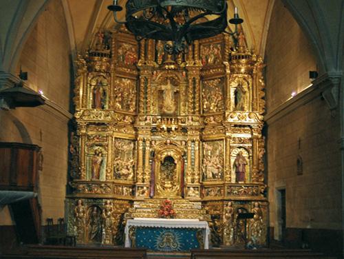 Església parroquial de Santa Maria