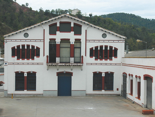 Fàbrica Sauleda