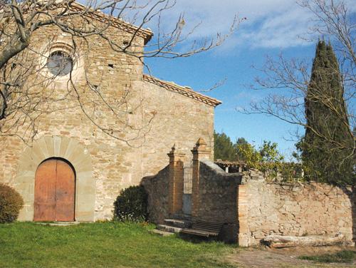 Església parroquial de Sant Joan d'Oló